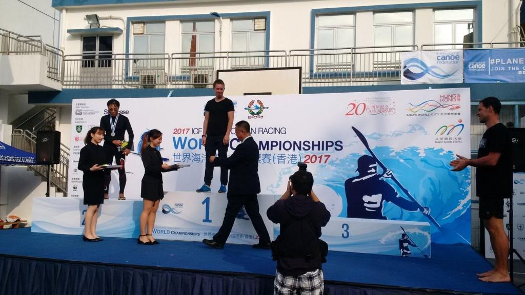 Житель Зеленоградска стал Чемпионом Мира по SUP-сёрфингу