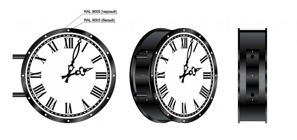 Стало известно какие часы установят в центре Зеленоградска